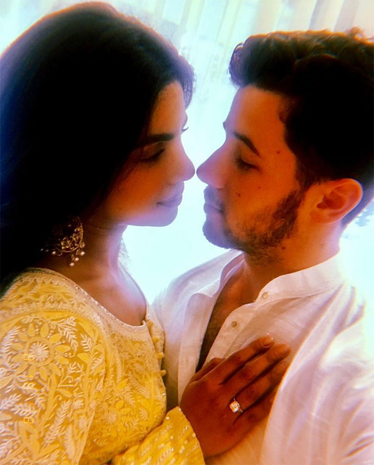Nick and Priyanka love