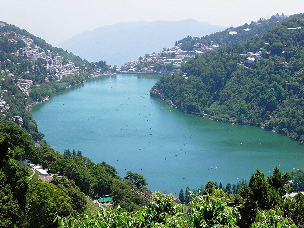 Nainital Lakes