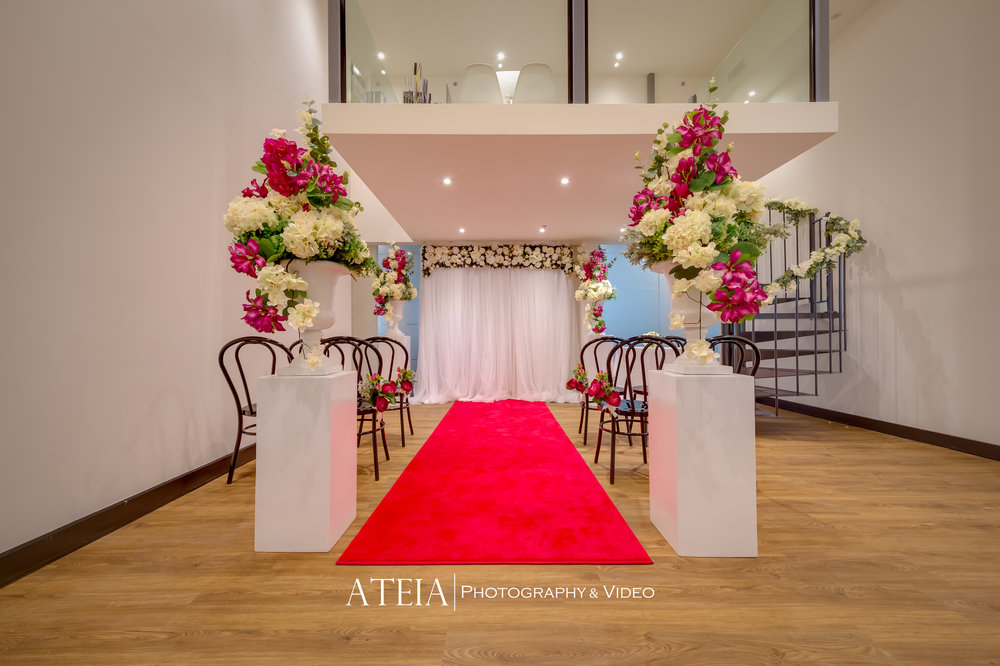 Our wonderful and intimate registry style wedding chapel