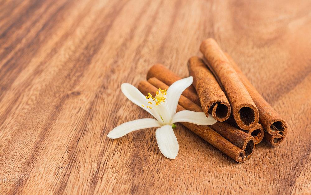 Cinnamon Vanilla