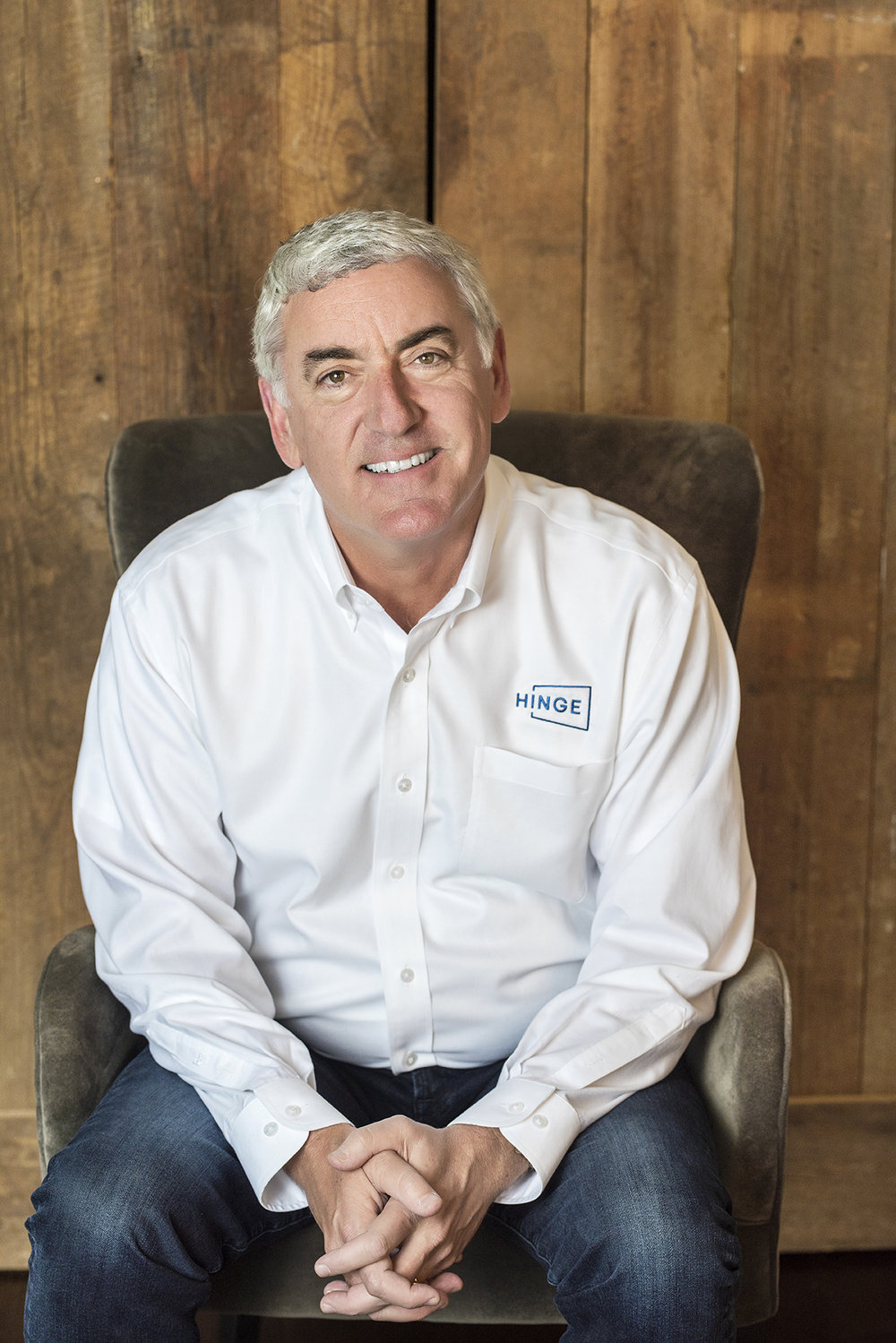Mike pepper - Senior Broker & National Director of Real Estate