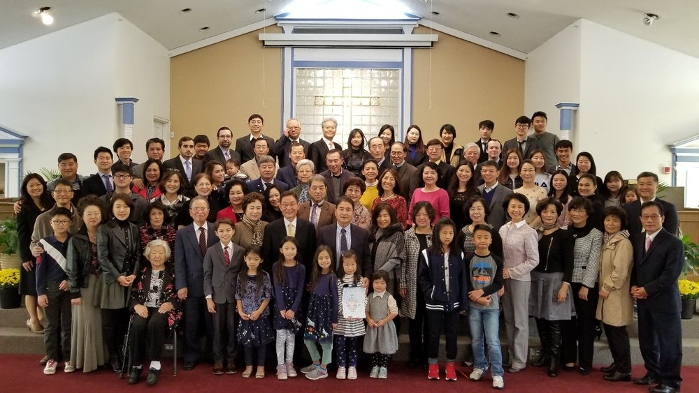 11/11/2018 샬럿한인장로교회 단체사진