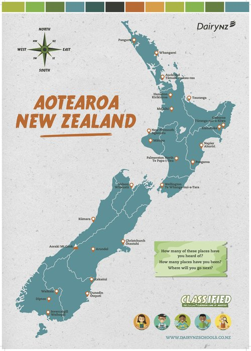 Printable Map New Zealand.School Kit Free Teacher Resources For New Zealand Classroom Teachers