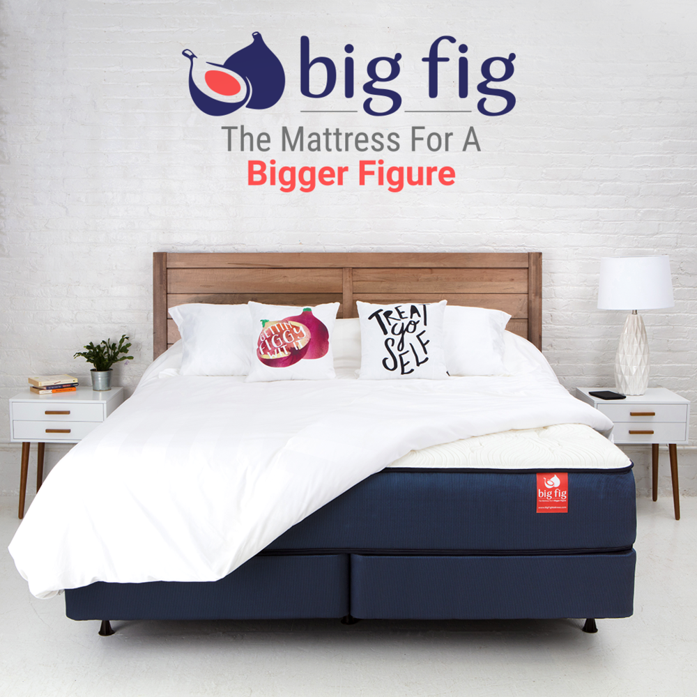 Photo courtesy of  Big Fig Mattress