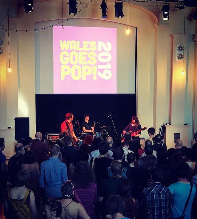 The Wendy Darlings 📷 @annakatecrosby  #walesgoespop #thewendydarlings #thegatecardiff