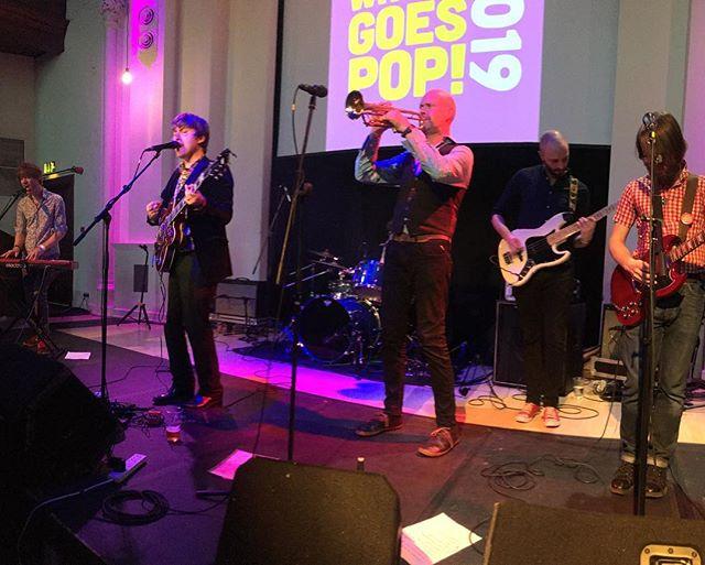 Simon Love & The Old Romantics #walesgoespop #thegatecardiff #cardiffgigs #simonloveandtheoldromantics #simonlove #welshmusic #welshbands