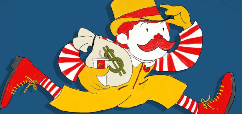 How an Ex-Cop Rigged McDonald's Monopoly - Daily Beast — Jeff Maysh