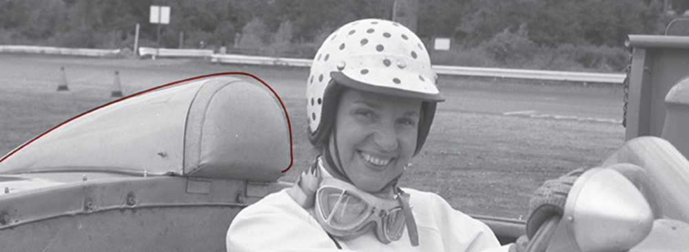 Lady Leadfoot - Amy Wallace, Sports IllustratedA pioneering sports reporter was also an elite race car driver. Hell yeah.