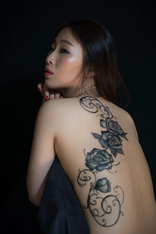 Photography: Kapture The Light Model: Hanna Lee Make-up: Priya Varma Temporary Tattoos: Frederic Carrasco