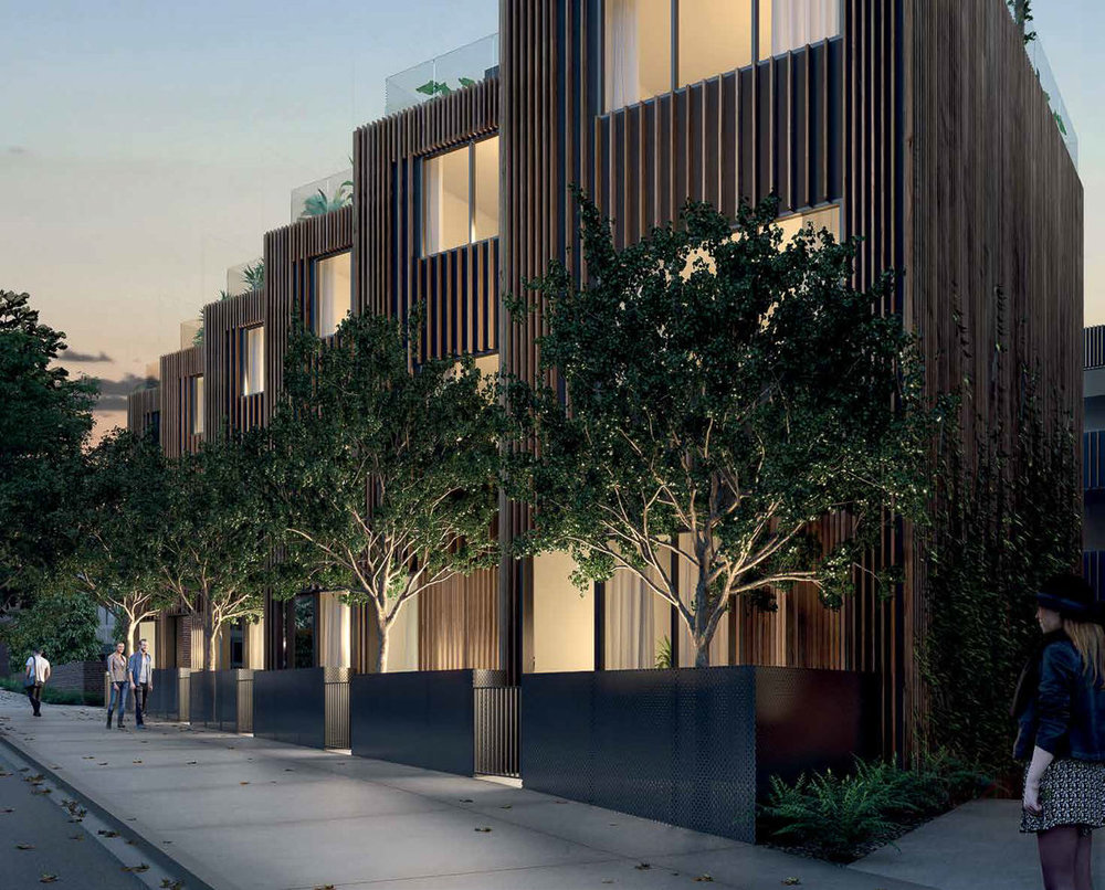 Treehaus - 65 Manningham Street, Parkville, Victoria, Australia