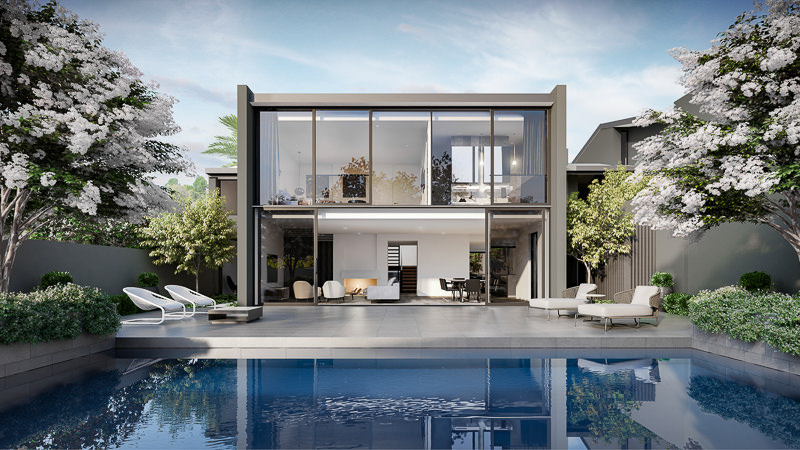 15 Evans Court Toorak Boutique Luxury Townhouses