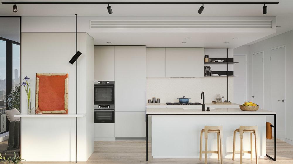 Domain House - 41-49 Bank Street, South Melbourne, Victoria, Aus