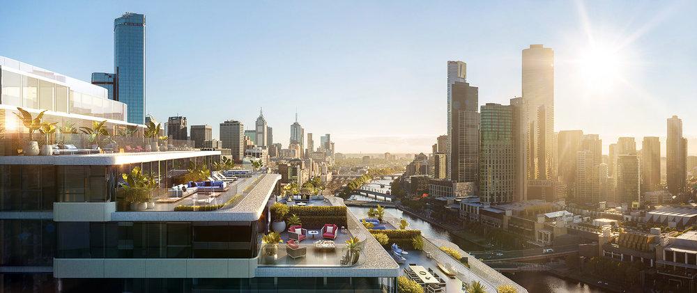 Copy of Flinders Bank - 7 Spencer Street, Melbourne, Victoria, Australia
