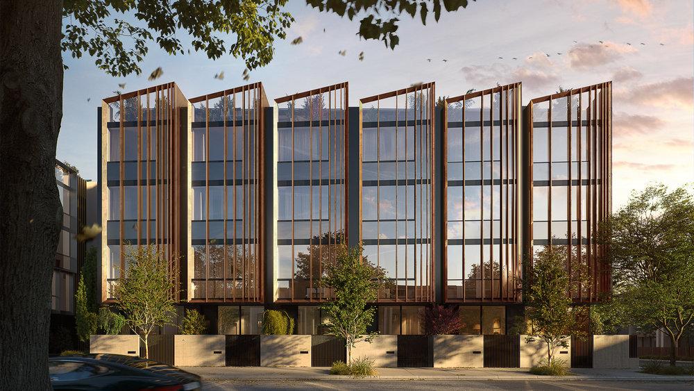 Copy of Copy of Habitus - 10-16 Boundary Street, South Melbourne, Victoria, Aust