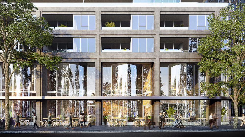 Flinders Bank - 7 Spencer Street, Melbourne, Victoria, Australia