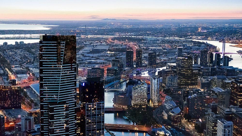 Copy of Copy of Flinders Bank - 7 Spencer Street, Melbourne, Victoria, Australia