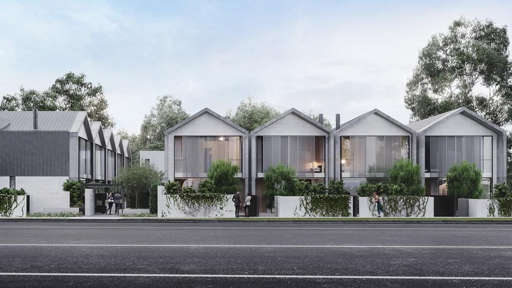One Orchard - 360 New Street, Brighton, Victoria, Australia