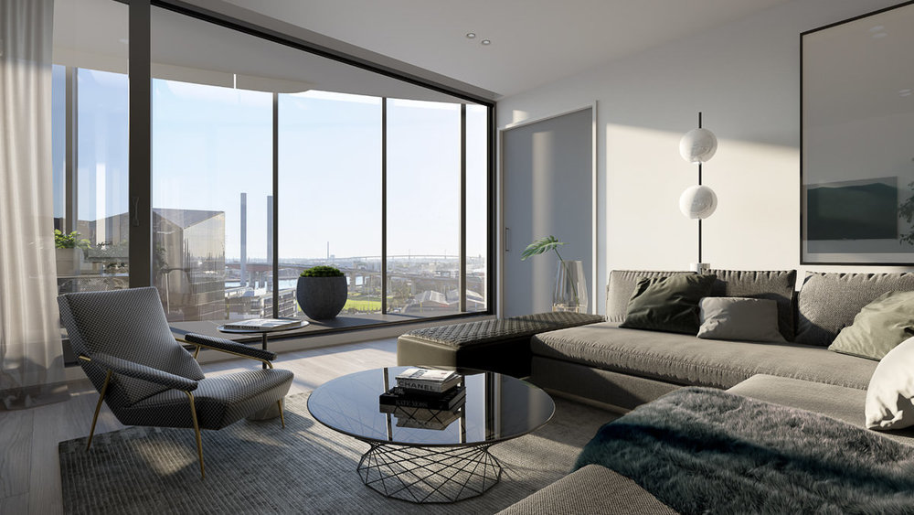 Copy of Copy of The Docklands Residences - 3-43 Waterfront Way, Docklands, Victo