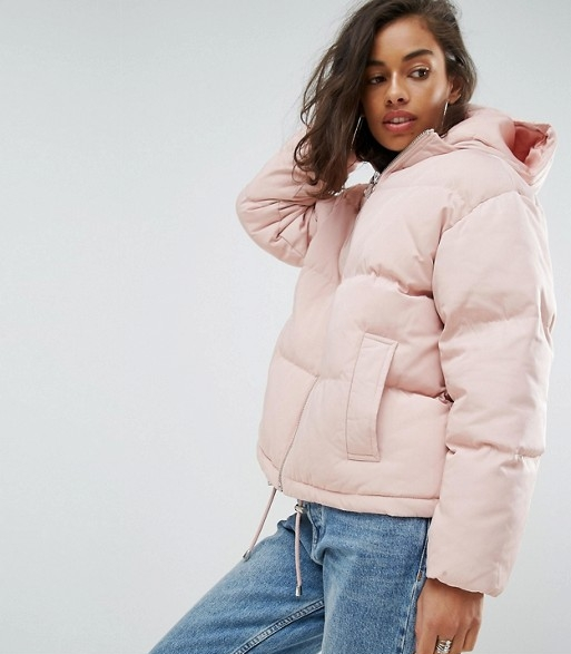 ASOS PETITE Ultimate Puffer Jacket