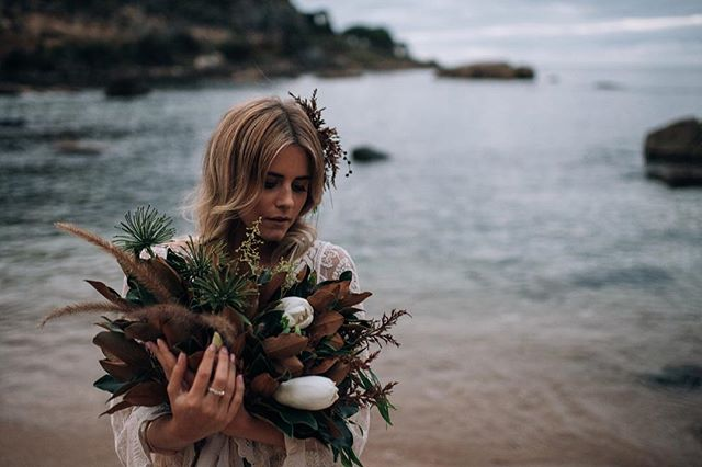 """I hope you are blessed with a heart like a wildflower. Strong enough to rise again after being trampled upon, tough enough to weather the worst of the summer storms, and able to grow and flourish even in the most broken places."" - PROJECT // @bay.of.hope STYLING + SILK RIBBON // @lines_and_squares IMAGE // @freedomgarveyphotographer MODEL // @katie_j_sinclair HAIR // @idohairhq MAKEUP // @amoremakeup KIMONO // @jenspiratebooty FLORALS // @delaterre_ LANTERN // @empireeventsau"