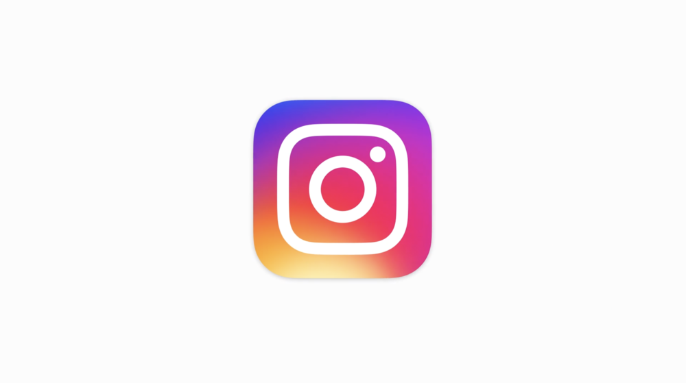 Instagram redesign logo– Pixonal – Buck project