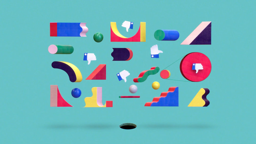 Facebook new typography – Pixonal – Buck project