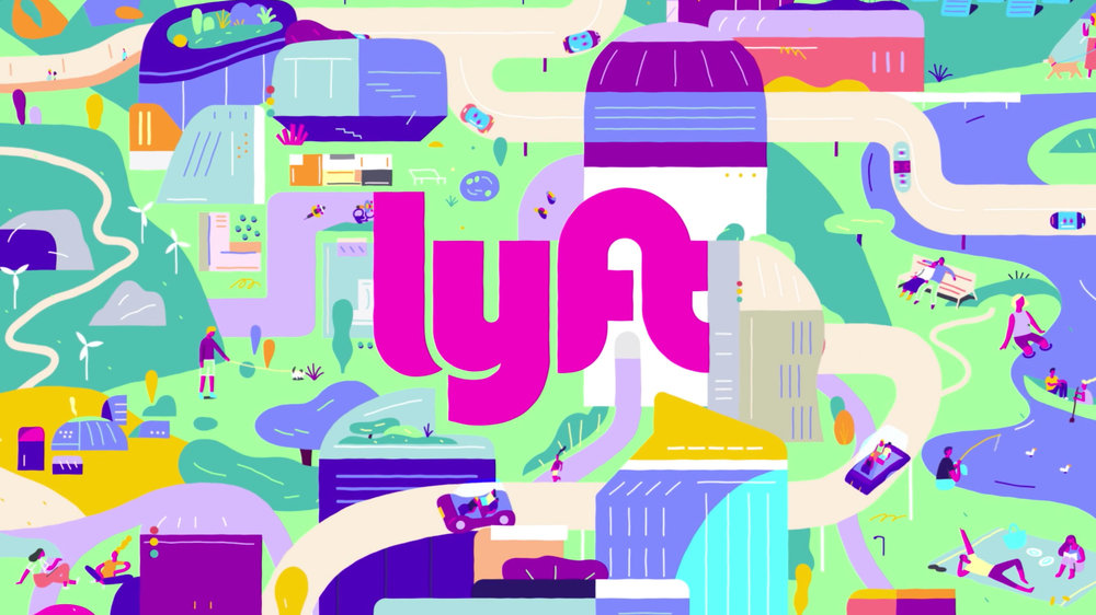 Lyft – on demand transportation – Pixonal – Buck project