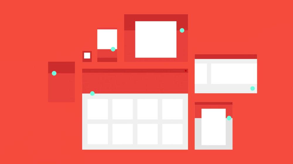 Google New Palette – Pixonal – Buck project
