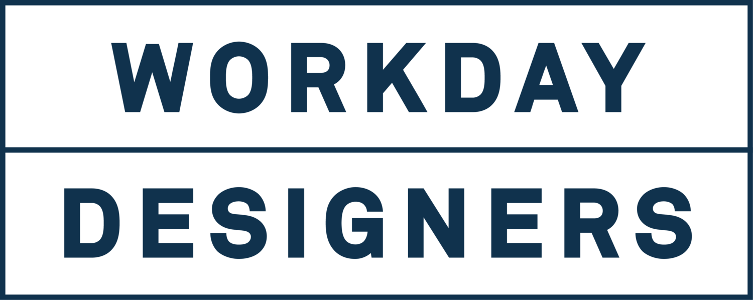 Workday Designers