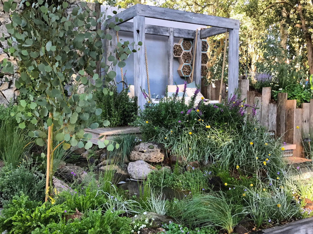 "MELBOURNE INTERNATIONAL FLOWER & GARDEN SHOW ""WILD AT HEART'"