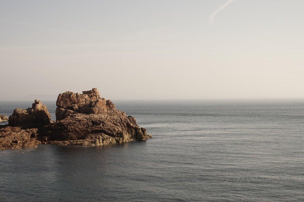 Près de Perros-Guirec, Bretagne, France