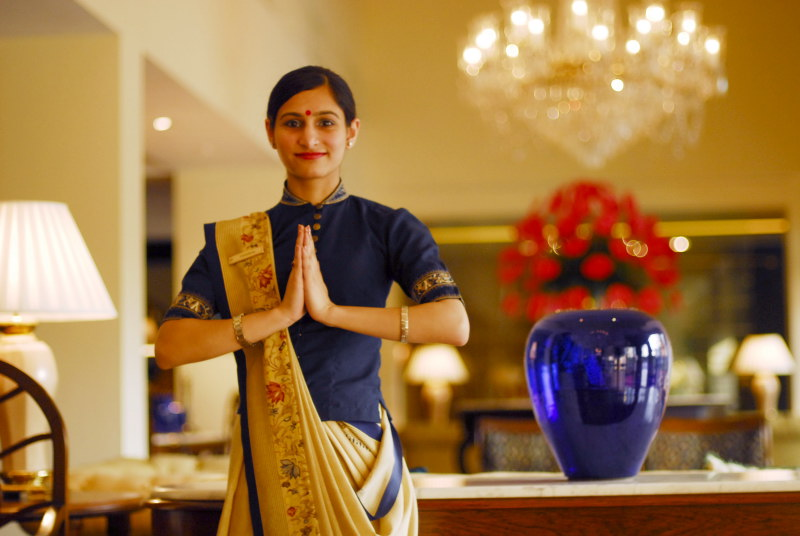 An_Oberoi_Hotel_employee_doing_Namaste_New_Delhi.jpg