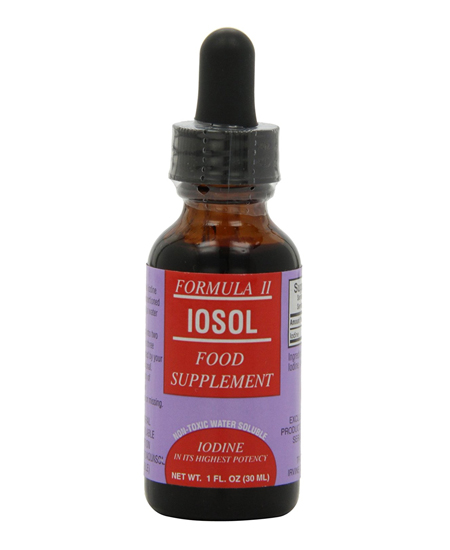 Iosol Iodine Supplement