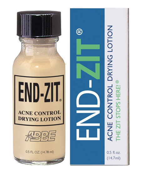 Acne Control Drying Lotion & Cover-up