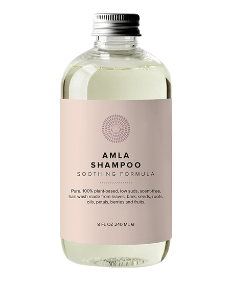 Hairprint 100% Plant-Based Amla Shampoo