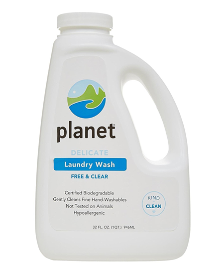 Planet Laundry Detergent (Reg. Wash)