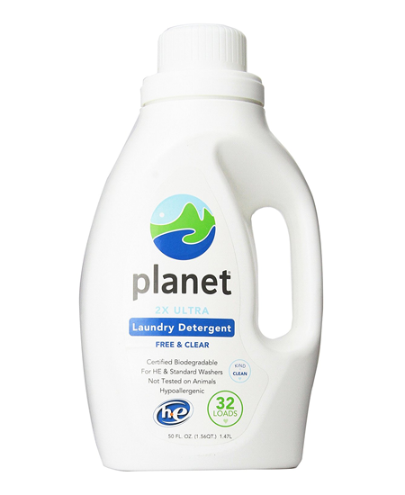 Planet Laundry Detergent (HE)
