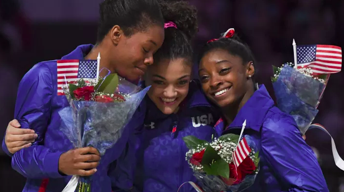 Here's The Awesome Impact Black Representation At The Olympics Has On Kids  - BuzzFeed