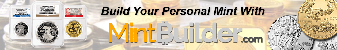 Build your own Personal Mint with MintBuilder.com!