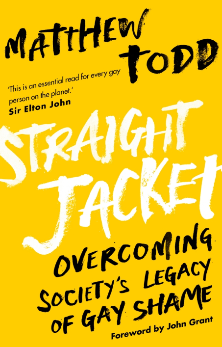 Part memoir, part ground-breaking polemic,  Straight Jacket  looks beneath the shiny facade of contemporary gay culture and asks if gay people are as happy as they could be – and if not, why not?