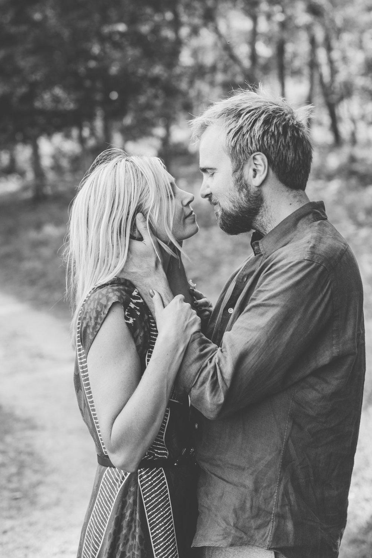 kärlek, par, parfotografering