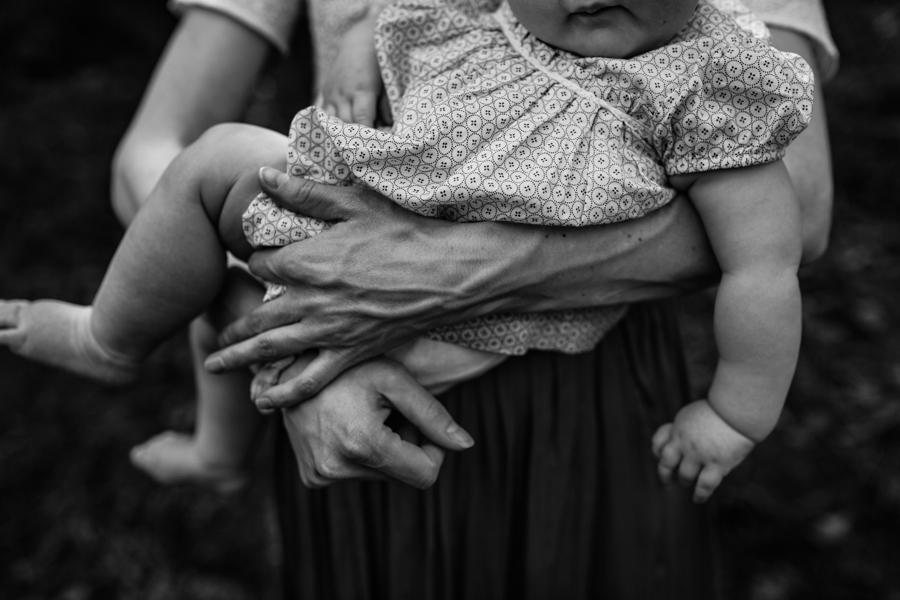 mamma-barn fotografering