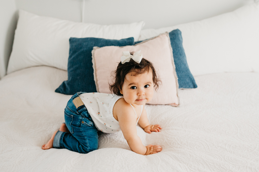 Ettåring fotografering