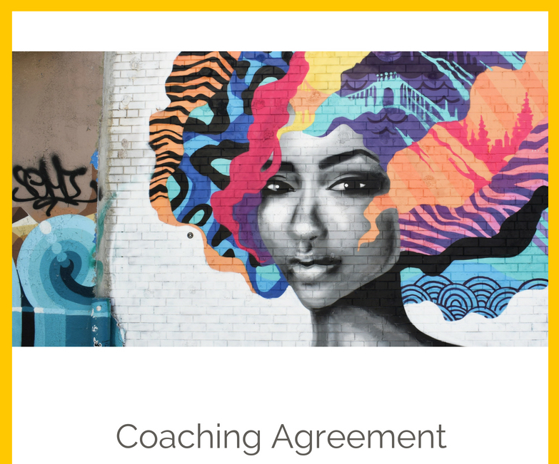 Download your Coaching Agreement. - Sign, scan and email a copy back to mesarah@bydesigncoaching.co.uk