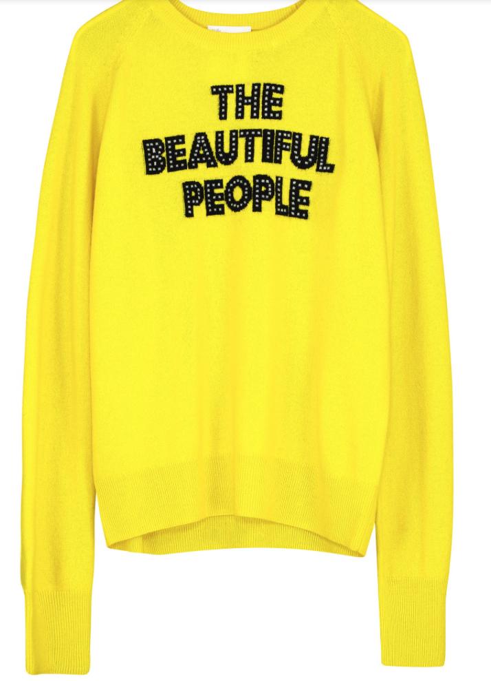Sweater:  Donna Ida