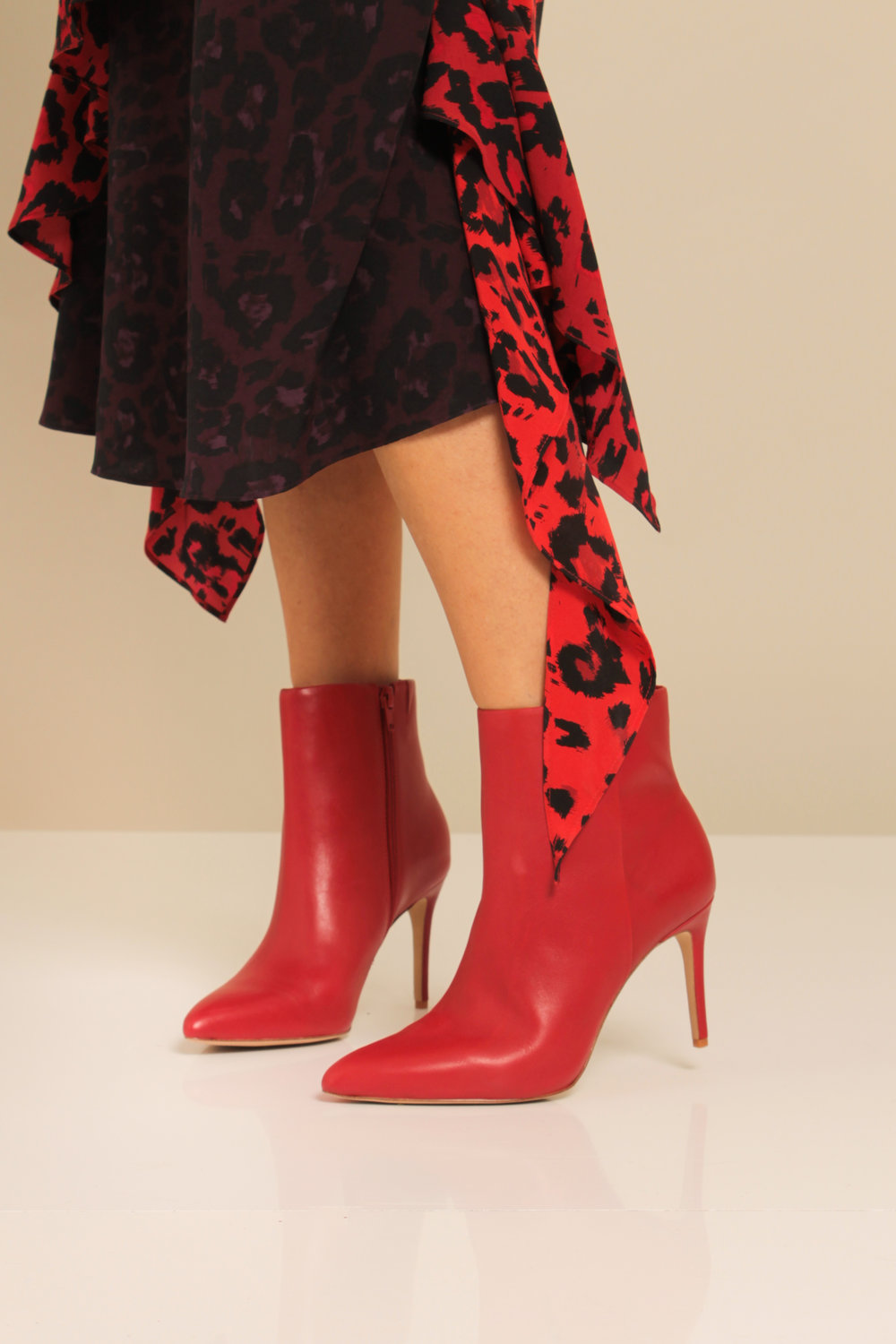 Boots: was £110 now £45.98  Aldo