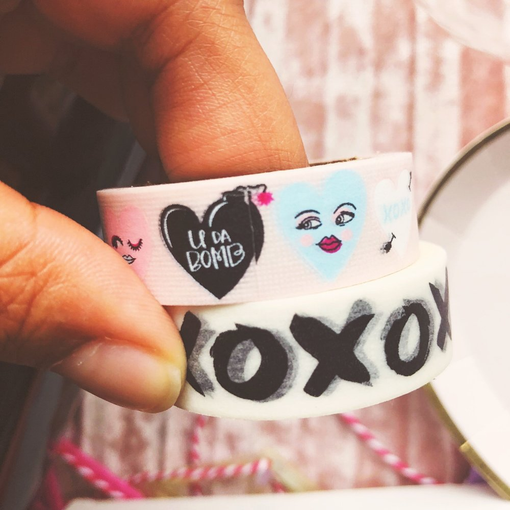 how cute is this Washi tape?![ Broadway Paper , $8]