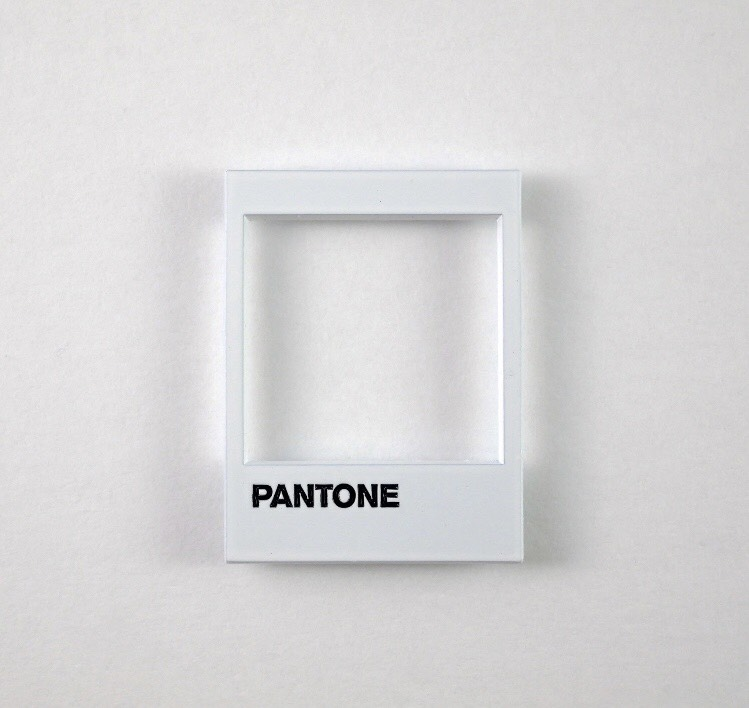 Bonus idea: Snag some heavyweight posterboard and create a Pantone cutout that you can use for a homemade photo booth frame. Buy extra balloons, streamers or colored craft paper to decorate one area in your home to use as a backdrop so your guests can pose in front of it to prove that their already on trend.