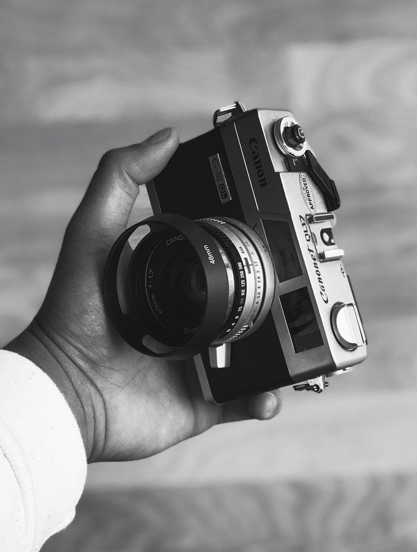 Canon QL17 Giii Rangefinder