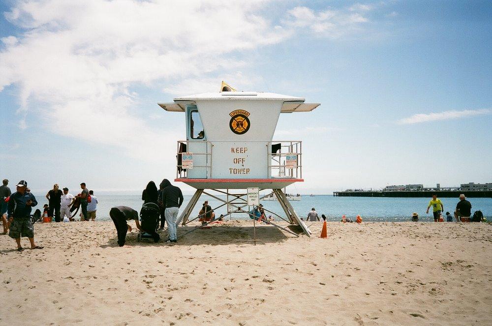 Santa Cruz, 35mm Lens